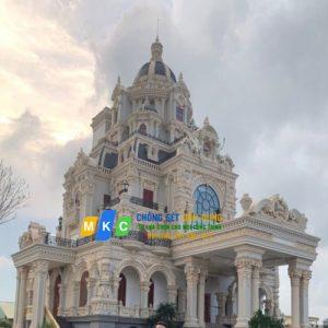 Chống Sét Nhà Biệt Thự Ở Ninh Bình