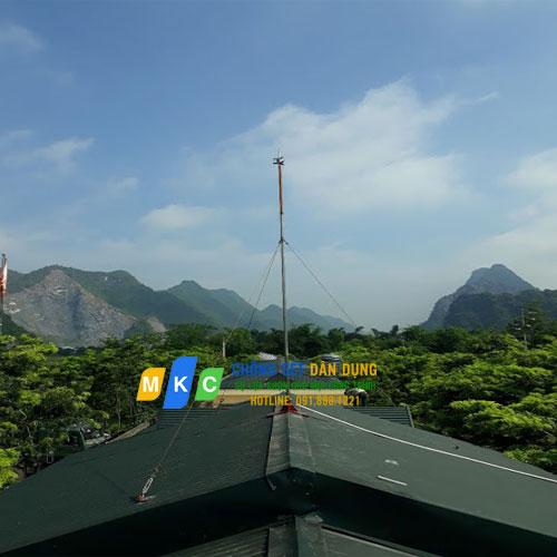Chống Sét Nhà Dân Ở Quảng Ninh